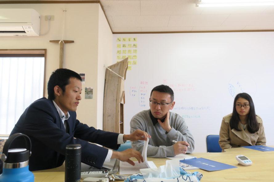 取釜宏行さんコーディネート、大崎上島で私塾経営と公教育を学び合う教育研修