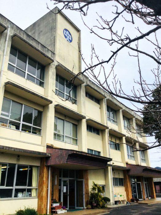 安下庄中学校