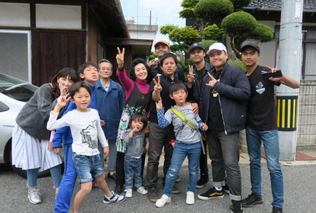 教育インバウンド事業「インドネシアLABSCHOOL」高校生の民泊体験