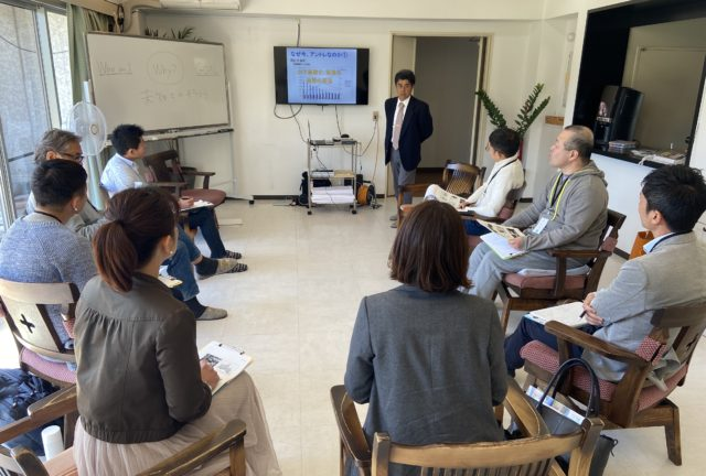 起業家教育「合宿研修」in 周防大島 vol.04を開催