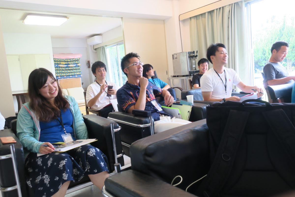起業家教育「合宿研修 in 周防大島 」