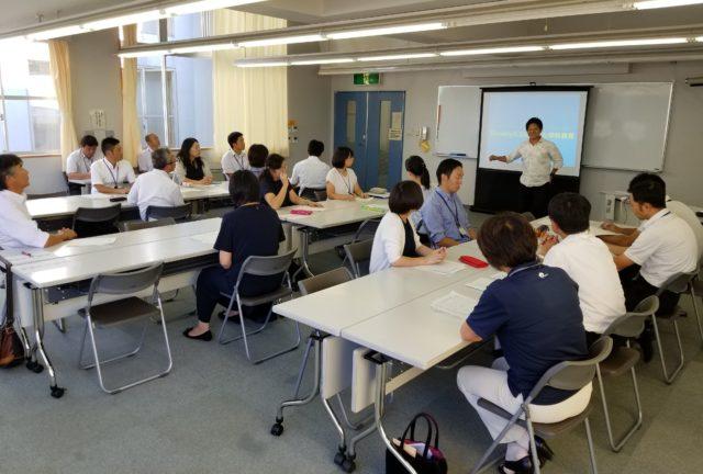 「総合的な学習の時間」を中核としたカリキュラムマネジメント研修